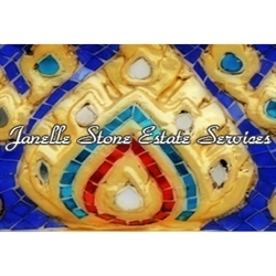 Janelle Stone Estate Services Logo