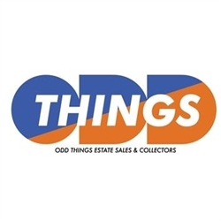 Odd Things Estate Sales & Collector's Logo
