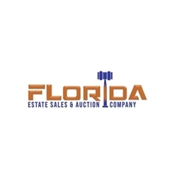 Florida Estate Sales & Auction Company Logo