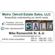 Metro Detroit Estate Sales, LLC Logo