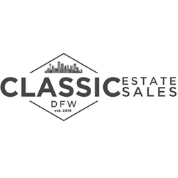 Classic Estate Sales Dfw Logo