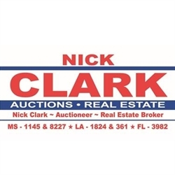 Clark Auctions Logo