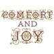 Comfort & Joy Estate Sales Logo