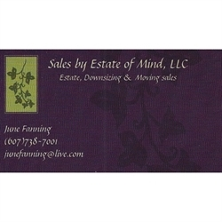 Sales By Estate Of Mind, LLC Logo
