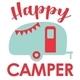 Happy Camper Estate Sales & More Logo