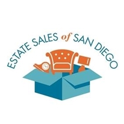 Estate Sales Of San Diego Logo
