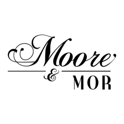 Moore and Mor Estate Sales Logo