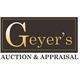 Geyer's Auction & Appraisal Logo