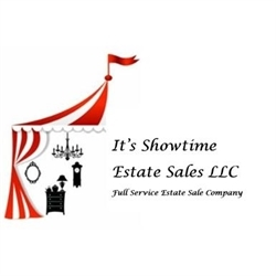 It's Showtime Estate Sales LLC Logo