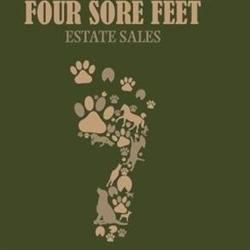 Four Sore Feet Logo