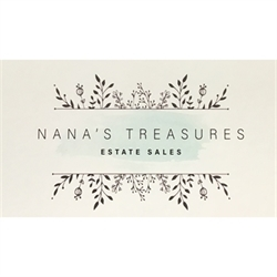 Nana's Treasures Estate Sales LLC Logo
