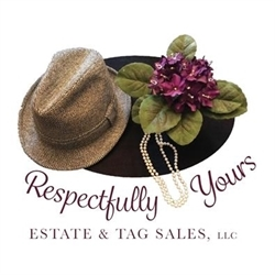 Respectfully Yours Estate & Tag Sales, LLC Logo