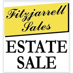 Fitzjarrell Estate Sales, LLC Logo