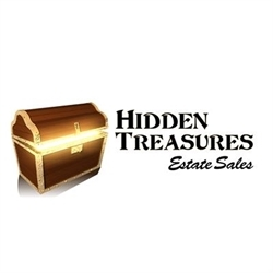 Hidden Treasures Estate Sales Logo