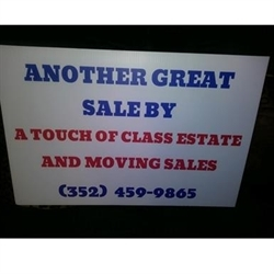 A Touch Of Class Estate And Moving Sales