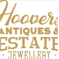 Hoover's Antiques & Estate Jewellery Logo