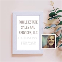 Fowle Estate Sales And Services Logo