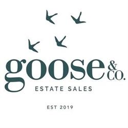 Goose & Co. Estate Sales Logo