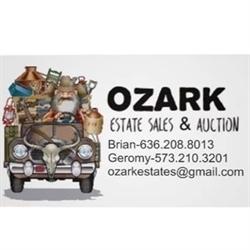 Ozark Estate Sales And Liquidations Logo
