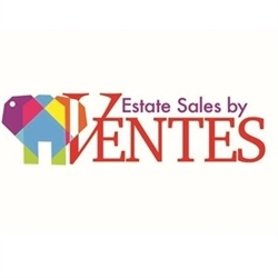 Estate Sales By Ventes Logo