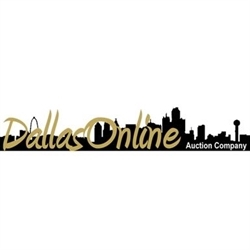 Dallas Online Auction Company Logo