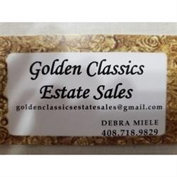 Golden Classics Estate Sales Logo