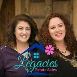 Legacies Estate Sales Logo