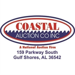 Coastal Auction Company Logo