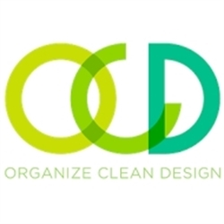 Organize Clean Design Logo