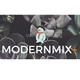 ModernMix + Logo