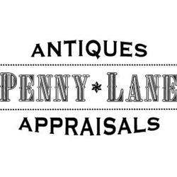 Penny Lane Antiques And Appraisers Logo