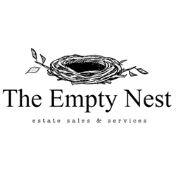The Empty Nest Estate Sales & Service Logo