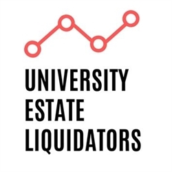 University Estate Liquidators Logo