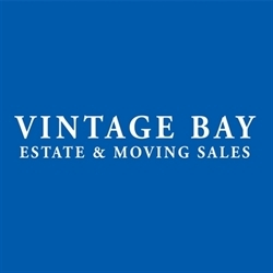 Vintage Bay Estate & Moving Sales Logo