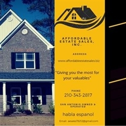 Affordable Estate Sales, Inc. Logo