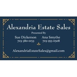 Alexandria Estate Sales, LLC Logo