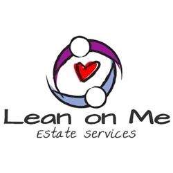 Lean On Me Estate Services Logo