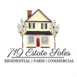 719 Estate Sales Logo