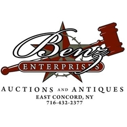 Benz Enterprises Auctions & Antiques , LLC