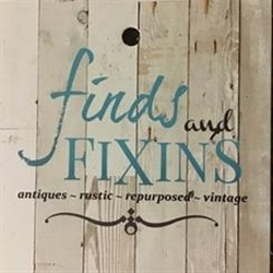 Finds & Fixins Estate Buy Outs Logo