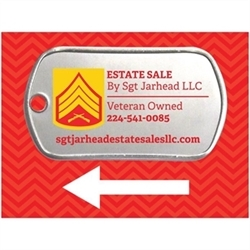 Sgt Jarhead Estate Sale Logo