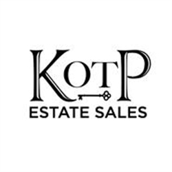 Kotp Estate Sales Logo