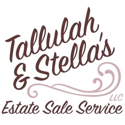 Tallulah & Stella's Estate Sale Company Logo