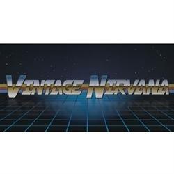 Vintage Nirvana Logo