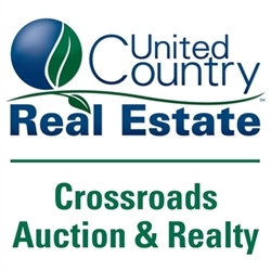 United Country - Crossroads Auction & Realty Logo