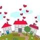 Heart 2 Heart Estate Sales Logo
