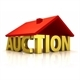 Hidden Treasures Auction House Logo