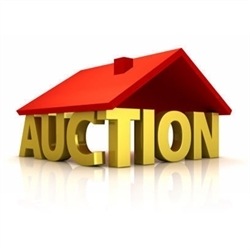 Hidden Treasures Auction House Logo