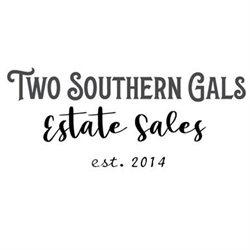 Two Southern Gals Estate Sales Logo