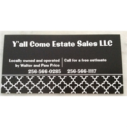 Y'all Come Estate Sales And Service LLC Logo